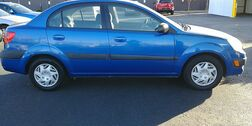 2006_Kia_Rio_4d Sedan_ Albuquerque NM