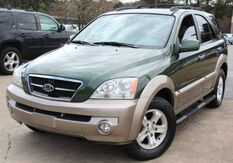 2006_Kia_Sorento_EX - w/ LEATHER SEATS & ROOF RACK_ Lilburn GA