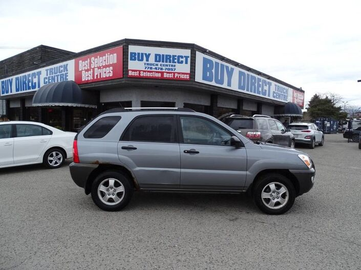 2006 Kia Sportage LX-Convenience, Fuel Efficient, Great Family Vehicle Kelowna BC