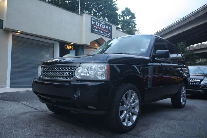 2006 LAND ROVER RANGE ROVER SUPERCHARGED W Conshohocken PA