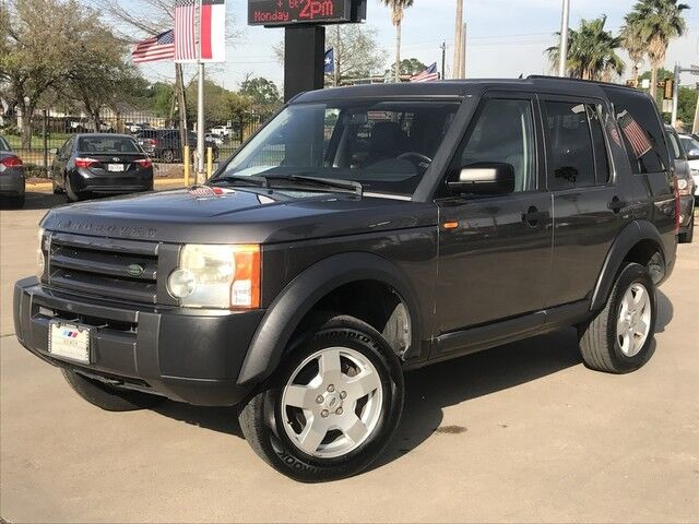 2006_Land Rover_LR3__ Houston TX