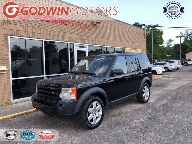 2006 Land Rover LR3 HSE Columbia SC