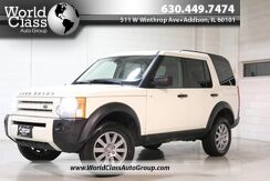 2006_Land Rover_LR3_SE - AWD LEATHER INTERIOR HEATED SEATS FRONT & REAR SUN ROOFS OFF ROAD MODES NAVIGATION REAR PASSENGER HEATED SEATS ALLOY WHEELS_ Chicago IL