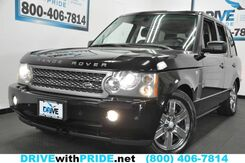 2006_Land Rover_Range Rover_SUPERCHARGED 4WD HARMAN KARDON NAV PDC CAM F/R HTD STS_ Houston TX