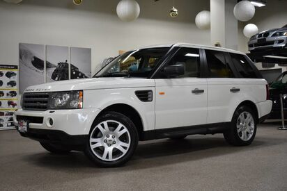 2006_Land Rover_Range Rover Sport_HSE LUX_ Boston MA