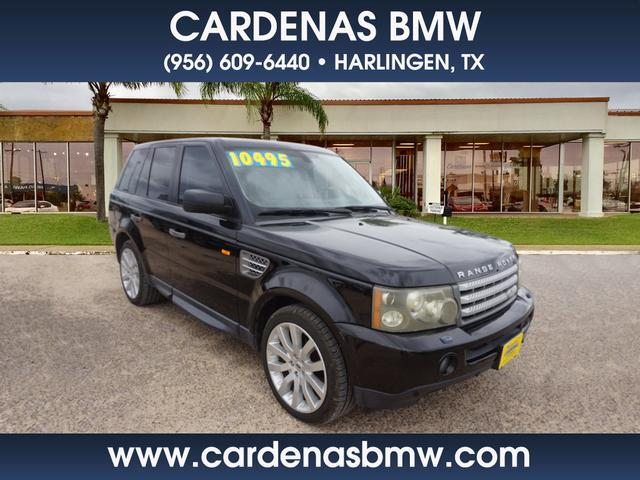 2006 Land Rover Range Rover Sport Supercharged Harlingen TX