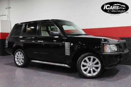 2006_Land Rover_Range Rover_Supercharged 4dr Suv_ Chicago IL