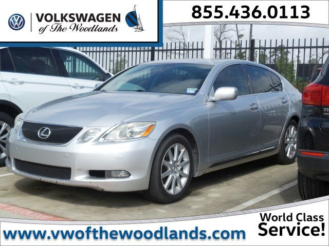 2006 Lexus GS 300  The Woodlands TX
