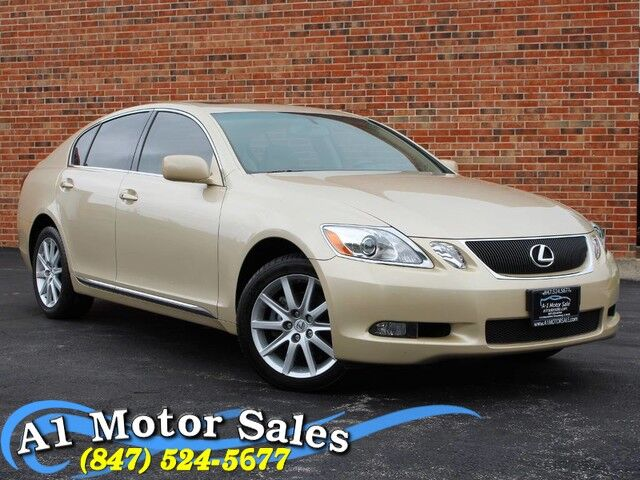 2006 Lexus GS 300 AWD 1 Owner Schaumburg IL ...