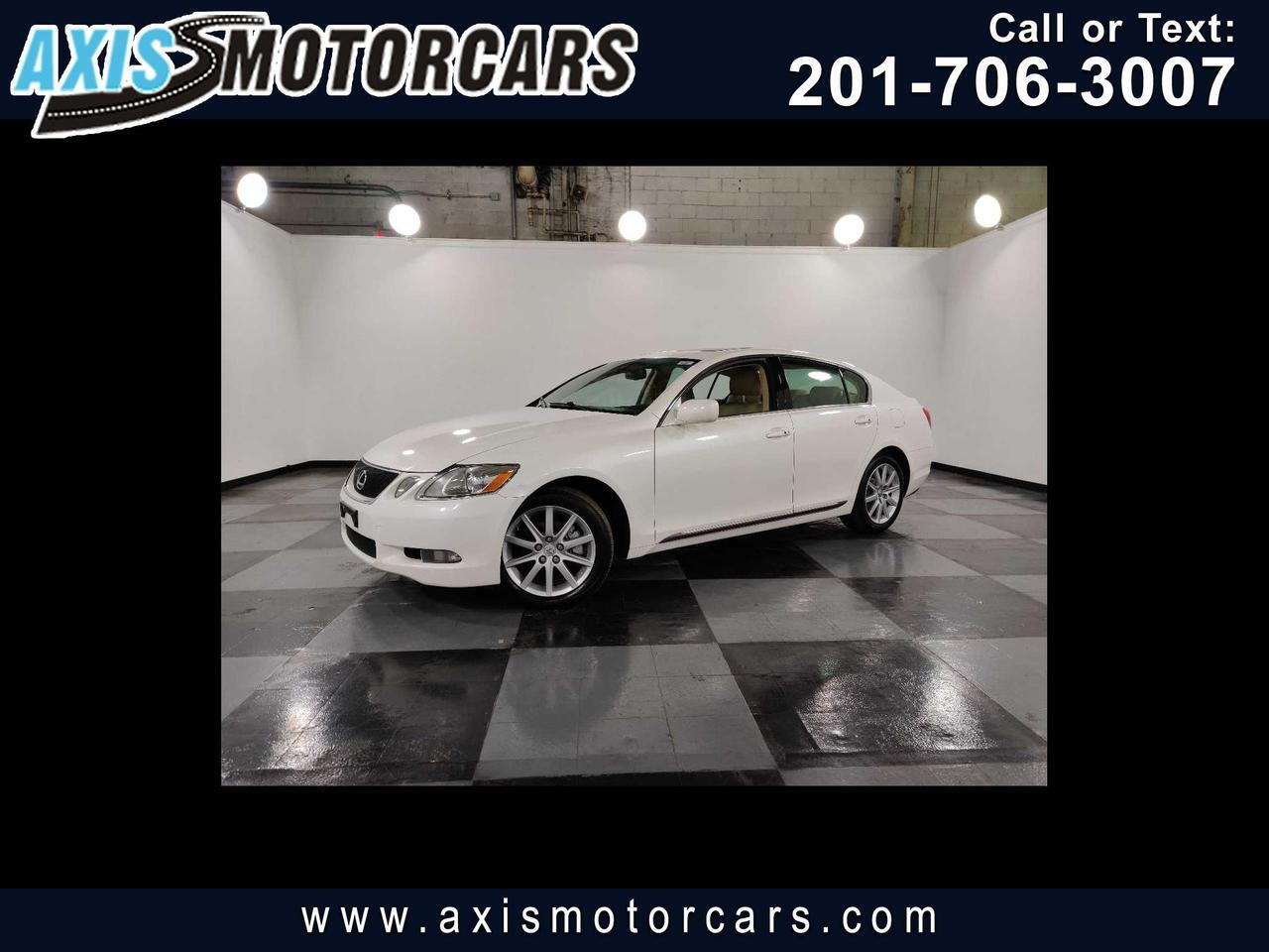 2006 Lexus GS 300 w/Sunroof Navigation Backup Camera Jersey City NJ