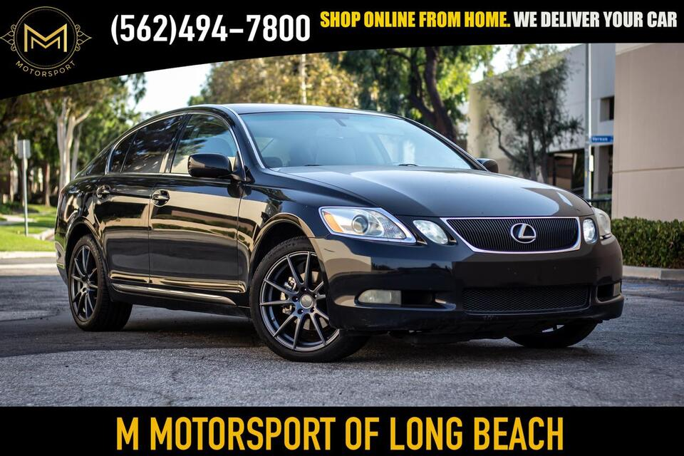 2006_Lexus_GS_GS 300 Sedan 4D_ Long Beach CA