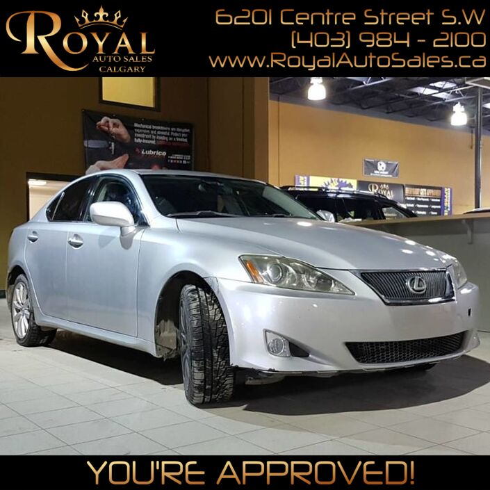 2006 Lexus IS 250  Calgary AB
