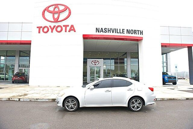 2006 Lexus IS 250 Auto Nashville TN
