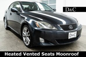 2006_Lexus_IS_250 Heated Vented Seats Moonroof_ Portland OR