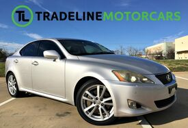 2006_Lexus_IS 350_NAVIGATION, SUNROOF, HEATED SEATS, AND MUCH MORE!!!_ CARROLLTON TX