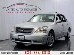 2006_Lexus_LS 430__ Addison IL