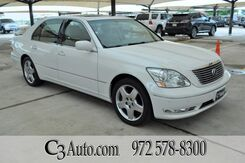 2006_Lexus_LS 430__ Plano TX