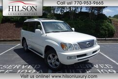 2006_Lexus_LX470 w/DVD Entertainment__ Marietta GA