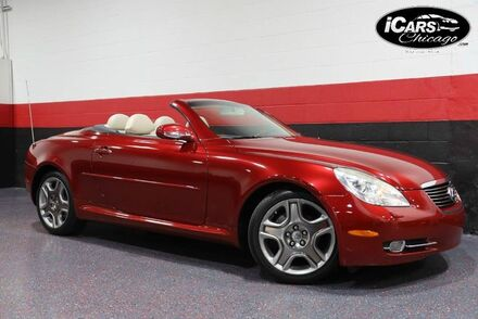 2006_Lexus_SC 430_2dr Convertible_ Chicago IL