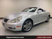 2006_Lexus_SC 430_One Owner Low Miles Clean Carfax local Dallas Car Beautiful_ Addison TX