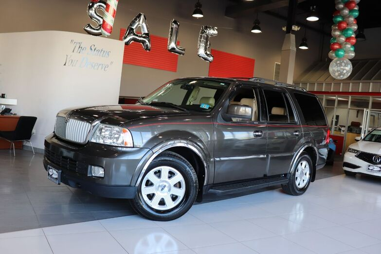 2006 Lincoln Navigator Luxury Leather Seats 3rd Row Seat Springfield NJ