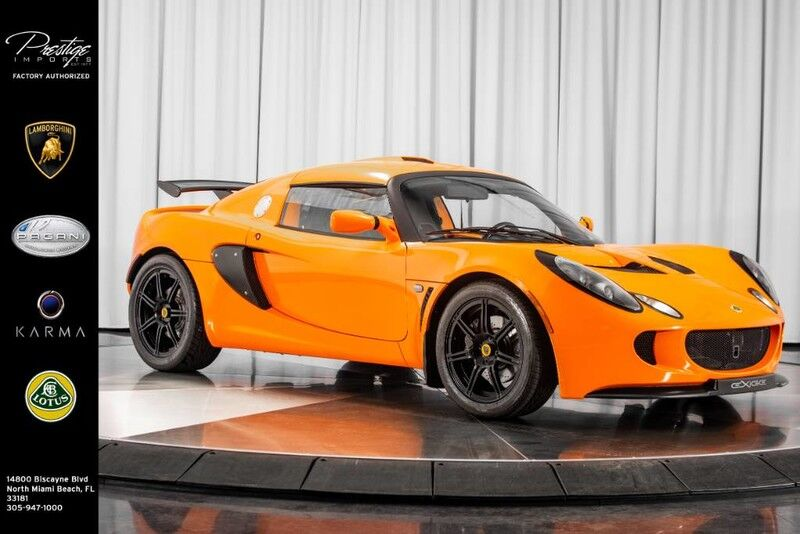 2006_Lotus_Exige__ North Miami Beach FL