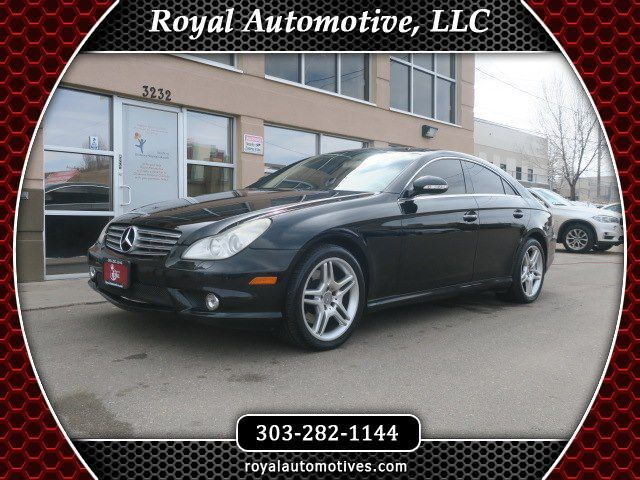 2006 MERCEDES-BENZ CLS 500C Englewood CO