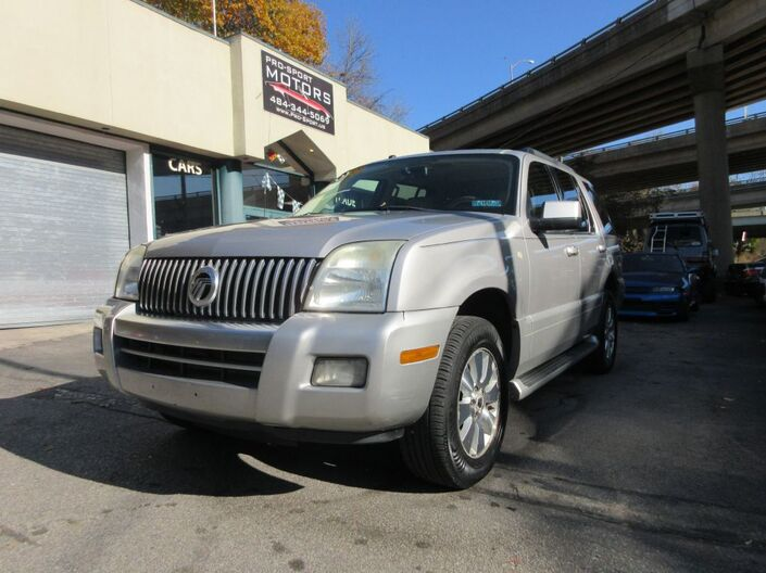 2006 MERCURY MOUNTAINEER LUXURY W Conshohocken PA