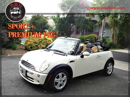 2006_MINI_Cooper_Convertible_ Arlington VA