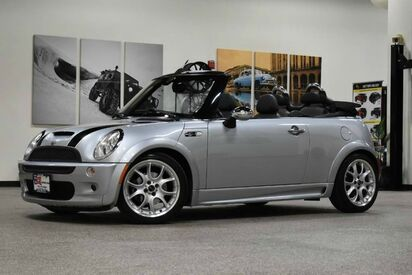 2006_MINI_Cooper Convertible_S_ Boston MA