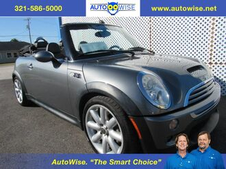 2006_MINI_Cooper S Convertible_S_ Melbourne FL