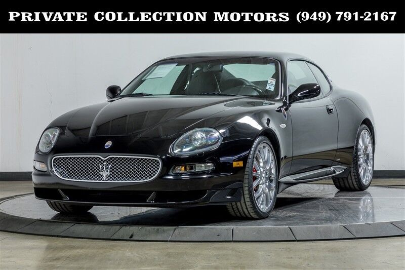 2006_Maserati_GranSport_1 Owner_ Costa Mesa CA