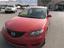 2006_Mazda_Mazda3_i Touring_ North Logan UT