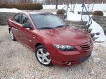 2006 Mazda Mazda3 s
