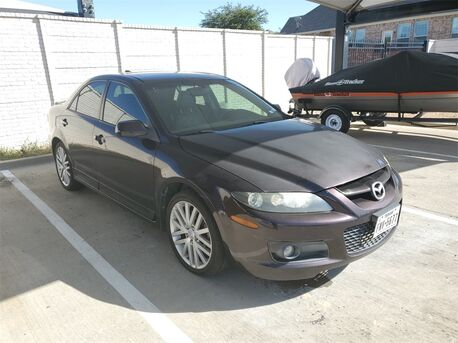 2006_Mazda_Mazda6_MazdaSpeed6 Grand Touring/SUNROOF/CAM/HEAT SEATS/CRUISE_ Euless TX