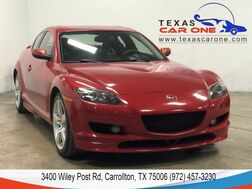 2006_Mazda_RX-8_AUTOMATIC SUNROOF LEATHER SEATS BOSE SOUND SYSTEM POWER DRIVER S_ Carrollton TX