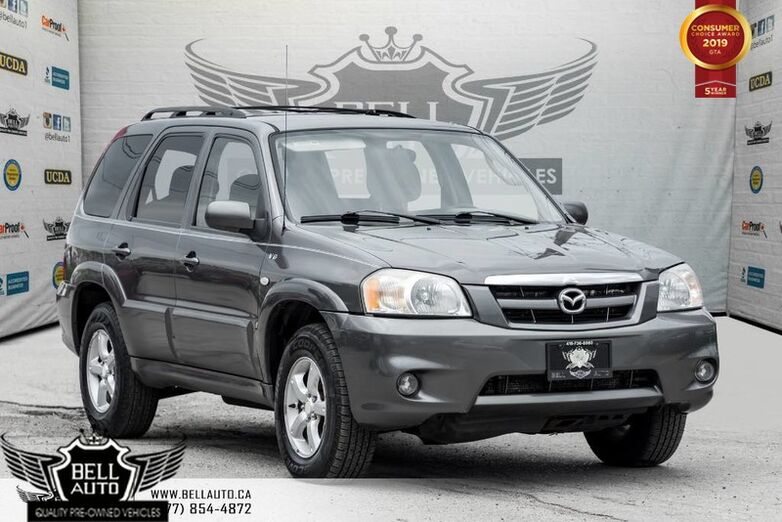 2006 Mazda Tribute GS, PREMIUM AUDIO, A/C, CRUISE CNTRL, PWR LOCK & WINDOWS Toronto ON