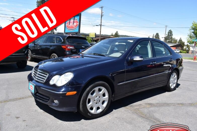2006 Mercedes-Benz C-Class 4MATIC Luxury Bend OR