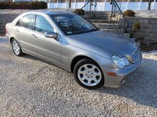 2006_Mercedes-Benz_C-Class_Luxury_ Pen Argyl PA