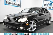 2006 Mercedes-Benz C-Class Sport BLACK REAR WHEEL DRIVE MANUAL SEDAN 2.5L DOHC SMPL 24-VALVE V6 ENGINE