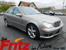2006_Mercedes-Benz_C-Class_Sport_ Fishers IN