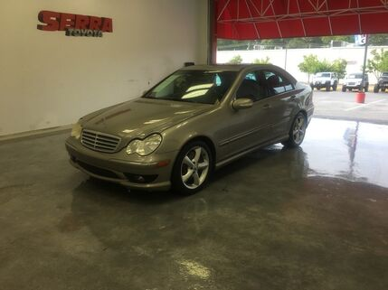 1 Pre Owned Mercedes Benz C Class Birmingham Alabama