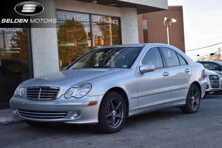 2006_Mercedes-Benz_C280_Luxury 4Matic_ Conshohocken PA