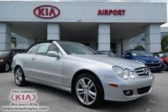 2006_Mercedes-Benz_CLK_350 Convertible_ Naples FL