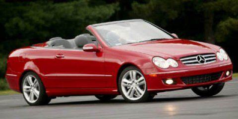 2006 Mercedes-Benz CLK 500 Cabriolet  Morristown NJ