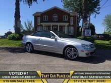 2006_Mercedes-Benz_CLK350_Conv|Htd Lthr Seats|Bluetooth|PwrGrp|No Accidents|Alloys_ London ON