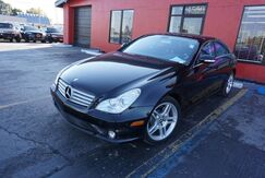 2006_Mercedes-Benz_CLS-Class_550_ Indianapolis IN