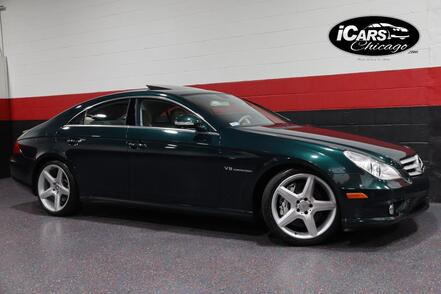2006_Mercedes-Benz_CLS55 AMG_4dr Sedan_ Chicago IL