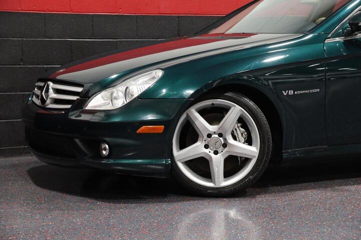 2006 Mercedes-Benz CLS55 AMG 4dr Sedan Chicago IL