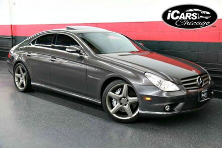 2006_Mercedes-Benz_CLS55 AMG_IWC Ingenieur Edition 4dr Sedan_ Chicago IL